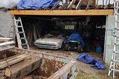 kirtland-roof-rafters-tarp