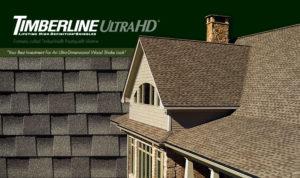 Timberline Ultra HD Shingles