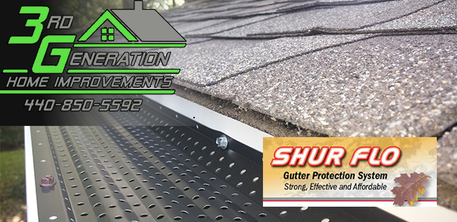 Gutter guard installers Cleveland Ohio