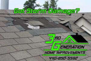 exterior storm damage ohio